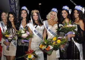 Титул Мисс Донбасс завоевала 19-летняя одесситка