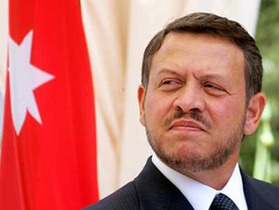 СМИ: 60 человек напали на кортеж короля Иордании