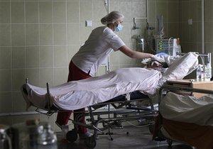 В стационарах Киева с признаками острой кишечной инфекции остается еще 31 человек