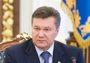 Янукович выступит перед депутатами ПАСЕ