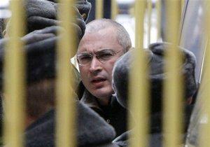 Источник: Ходорковского этапируют в Карелию