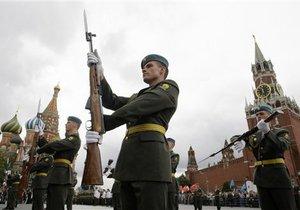 Минобороны РФ: Российская армия не будет переходить на стандарты НАТО