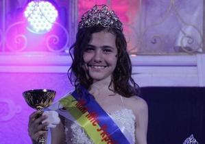 В Киеве выбрали Мини-мисс Украина-2011