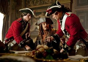 Пираты Карибского моря-4 стали самым кассовым фильмом Disney за пределами Америки