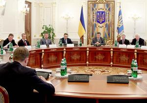 Янукович представил проект нового Уголовно-процессуального кодекса