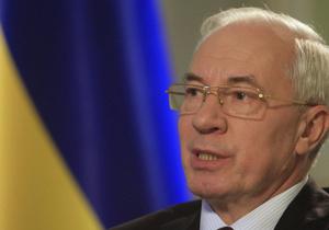Азаров: Финансового кризиса в Украине не будет