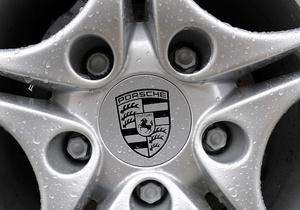 Porsche отзывает более полутора тысяч автомобилей из-за возможного дефекта колеса