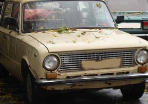 В Сумах автослесарь угнал с СТО Жигули, чтобы сдать их на металлолом