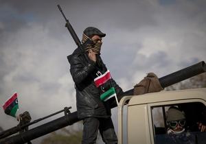 Ливийские повстанцы используют компьютерную игру Call of Duty для обучения новобранцев