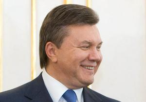 Янукович: В прошлом году я посетил около 40 стран мира