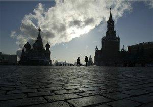 Психически больной мужчина задержан у стен Кремля при попытке