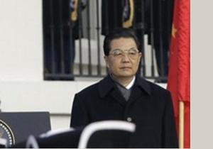 Глава КНР Ху Цзиньтао прибыл в Киев