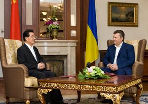 СМИ: В Крыму Ху Цзиньтао остановился в Императорском номере с видом на море