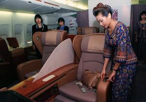 Китайских стюардесс обучат кунг-фу