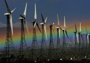 Украина планирует расширить долю альтернативной электроэнергетики до 30%