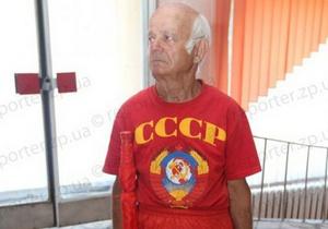 В Запорожье несколько сотен пенсионеров намеревались