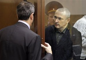 Судьи по делу Ходорковского: Провокации - в порядке вещей