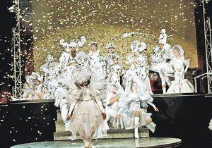 Коллекция 11-летней украинки покорила сердце Пьера Кардена