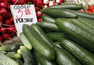 Россия согласилась возобновить ввоз овощей из Европы