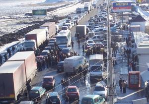 ЗН: Украинская таможня будет досматривать только 10% грузов