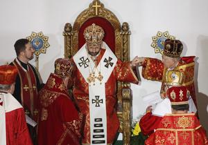 Глава украинских греко-католиков заявил о готовности содействовать встрече Бенедикта XVІ и Кирилла