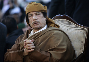 Власти Ливии заявляют, что ордер на арест Каддафи не имеет юридической силы
