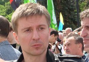 Данилюка вызывают на допрос по делу о событиях 25 июня возле Печерского райсуда