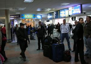 Аэропорт Борисполь планирует перевести все внутренние рейсы из терминала А в терминал В