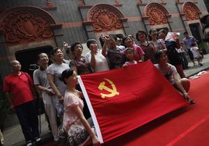 Ху Цзиньтао: Китай будет и впредь идти по пути строительства социализма