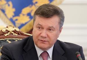 Янукович рассказал, как в свое время ему удалось победить рэкет