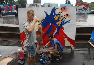 В Киеве определили лучших граффитчиков