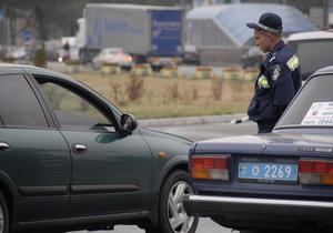 СМИ: Главные автомобильные трассы Украины остались без патрулей