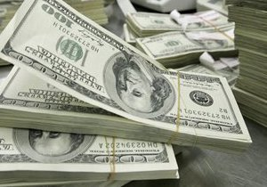 В США значительно сократился выпуск бумажных банкнот