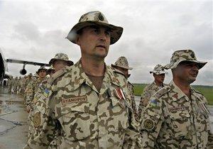 Почти 90 украинских миротворцев заразились малярией в Либерии