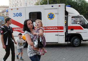 В Запорожской области временно закрыли лагерь Салют
