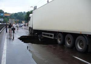 Улицу Елены Телиги в Киеве перекроют на десять дней