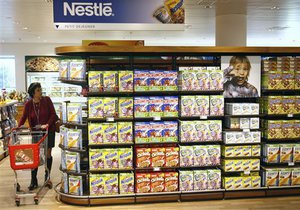 Nestle потратит на покупку китайского производителя конфет и пирожных $1,7 млрд