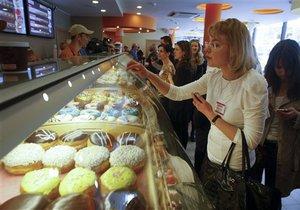 Выходящий на биржу производитель пончиков Dunkin' Donuts оценил себя в $2,3 млрд