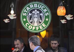 Starbucks реорганизуется в надежде зарабатывать за рубежом больше, чем в США
