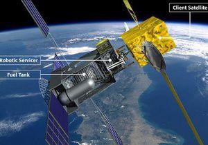К 2015 году в космосе появятся роботы-заправщики