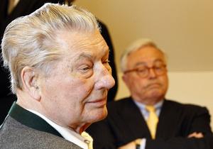 В Мюнхене скончался немецкий медиамагнат Лео Кирх