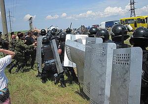 НГ: Казаки протестуют, татары ропщут