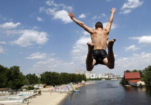 Киевсовет решил создать в Гидропарке спортивную зону