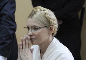В Генпрокуратуре прокомментировали удаление Тимошенко из зала суда