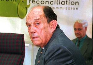 В ЮАР скончался один из ведущих деятелей, ответственных за политику апартеида