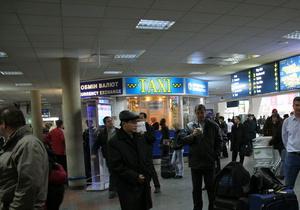 В октябре в Борисполе начнет работать новая служба такси