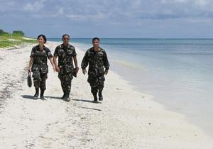 Делегация с Филиппин отправилась