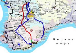 Крымские власти предложили российским инвесторам построить тоннель под Ай-Петри