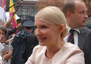 Тимошенко пришла в суд без косы