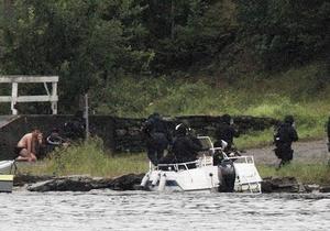 Журналисты добрались до острова Утойя быстрее, чем норвежский спецназ
